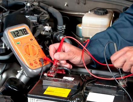Taller de mecánica y electricidad del automóvil