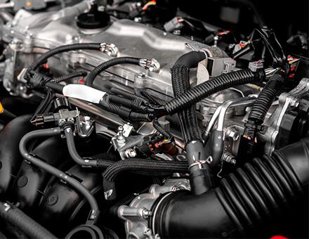 Sistemas de inyección en vehículos